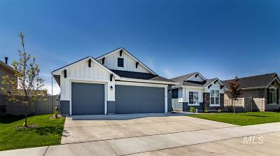 Kuna Single Family Home For Sale: 9319 S Fidalgo Ave.