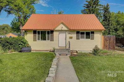 Nampa Single Family Home For Sale: 611 18th Avenue North