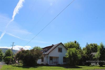 Kamiah Single Family Home For Sale: 803 Maple Street