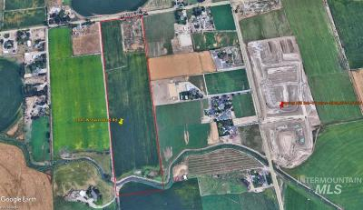 Meridian Residential Lots & Land For Sale: 2045 W Lake Hazel Road