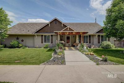 Nampa Single Family Home For Sale: 304 Meyer