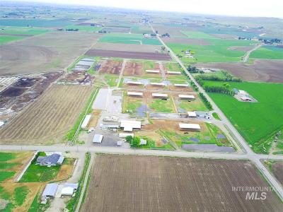 Kuna Farm & Ranch For Sale: 7122 S Happy Valley Rd