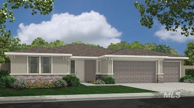 Nampa Single Family Home For Sale: 12756 S Transport Way