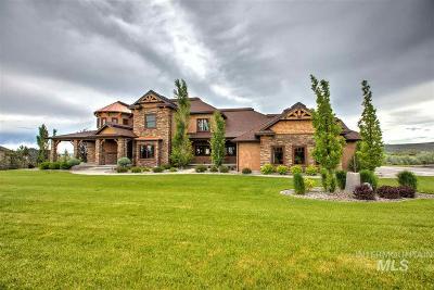 Kimberly Single Family Home For Sale: 3043 N 3422 E