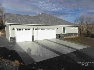 Lewiston Single Family Home For Sale: 3828 Barr St
