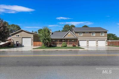 Jerome Single Family Home For Sale: 720 E Main Street