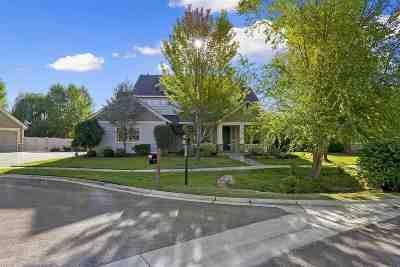 Eagle Single Family Home For Sale: 724 N Senita Way
