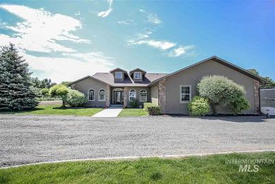 Bliss, Kimberly, Gooding, Hagerman, Jerome, Twin Falls, Filer, Wendell Single Family Home For Sale: 382 Olivewood Pl