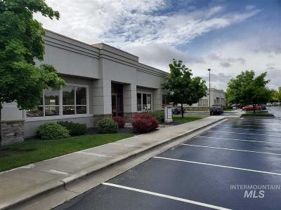 Nampa Commercial For Sale: 270 W Georgia