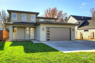 Single Family Home For Sale: 824 W Elwood Dr