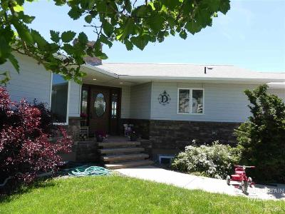 Cottonwood Single Family Home For Sale: 665 Reservation Rd