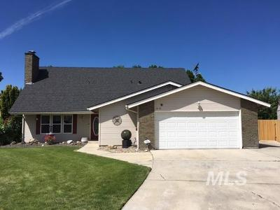 Nampa Single Family Home For Sale: 915 Bonnie Brae Dr