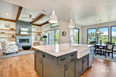 Boise Single Family Home For Sale: 1915 E Ridgecrest Dr