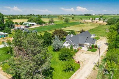 Nampa Single Family Home For Sale: 5276 Cherry Lane