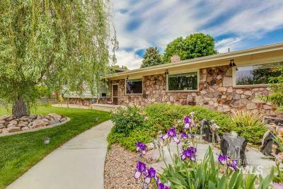 Nampa Single Family Home For Sale: 86 Ord Blvd.