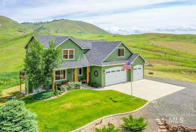 Single Family Home For Sale: 11660 Timber Butte Rd