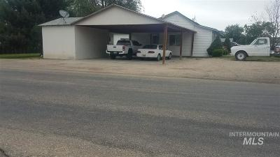 Owyhee County Single Family Home For Sale: 4 N First Street