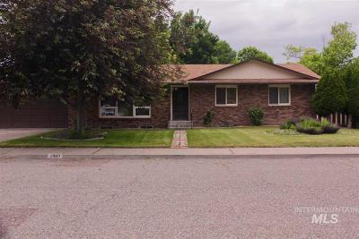 Twin Falls Single Family Home For Sale: 2309 Longbow Drive
