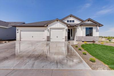 Nampa Single Family Home For Sale: 11518 W Buteo Drive