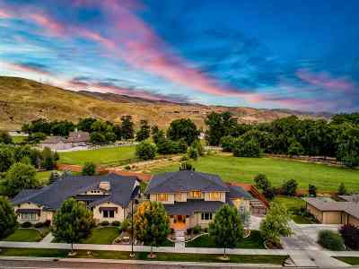Boise ID Single Family Home For Sale: $810,000