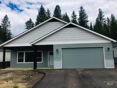 McCall Single Family Home For Sale: Deer Forest Drive