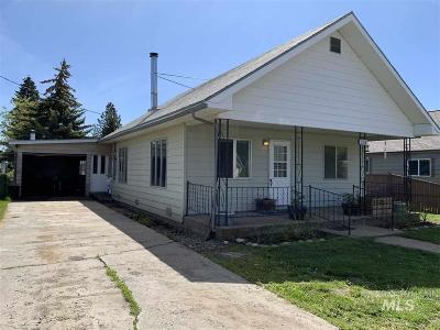 Single Family Home For Sale: 306 Spaulding