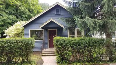 Orofino Multi Family Home For Sale: 533 Brown Ave