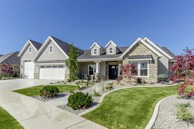 Boise, Nampa, Meridian, Middleton Single Family Home For Sale: 4717 W Salix Court