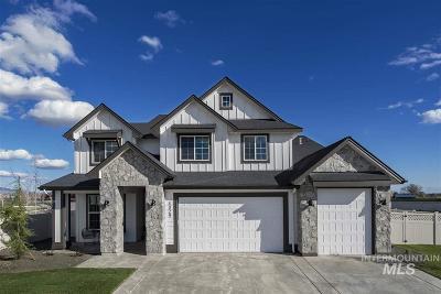 Meridian Single Family Home For Sale: 5290 S Bleachfield Ave