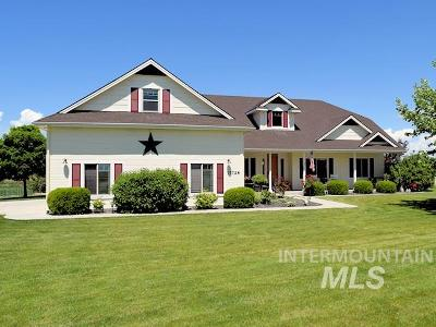 Single Family Home For Sale: 17728 Galloway Rd