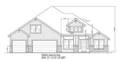 Caldwell Single Family Home For Sale: 14971 Mortensen Ct