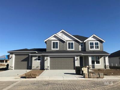 Meridian Single Family Home For Sale: 5336 S Bleachfield Ave