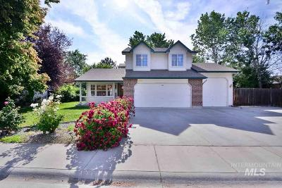 Boise Single Family Home For Sale: 692 S Winthrop