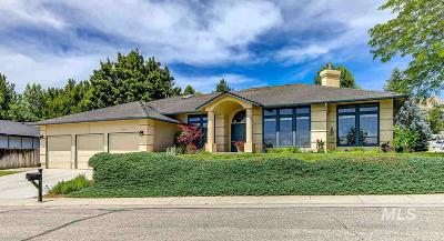 Boise, Nampa, Meridian, Middleton Single Family Home For Sale: 3324 E Boulder Heights Dr.