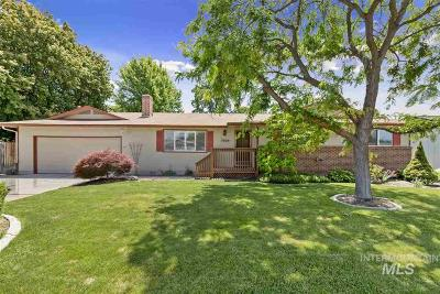 Boise Single Family Home For Sale: 11029 W Gunsmoke St