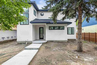 Boise, Nampa, Meridian, Middleton Single Family Home For Sale: 1622 S Michigan Avenue