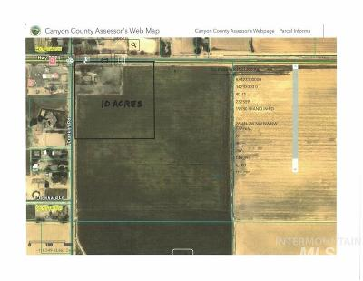Nampa Residential Lots & Land For Sale: Chinden And Franklin Rd.