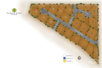 Caldwell Residential Lots & Land For Sale: Pronghorn Ct