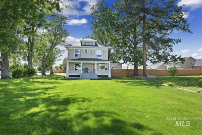 Boise, Eagle, Meridian, Middleton, Nampa, Star, Mountain Home Single Family Home For Sale: 767 N Star