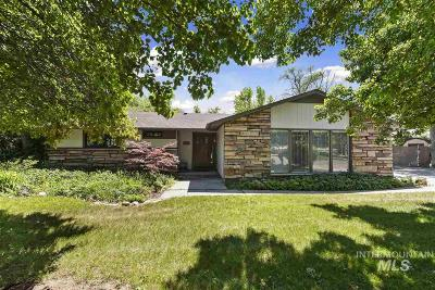 Boise ID Single Family Home For Sale: $539,000