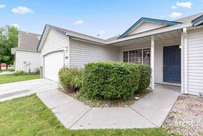 Kuna Single Family Home For Sale: 1190 N N Forty Niner