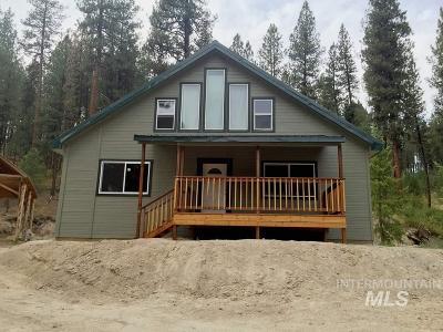 Idaho City Single Family Home For Sale: 6 Glen Forest Ln