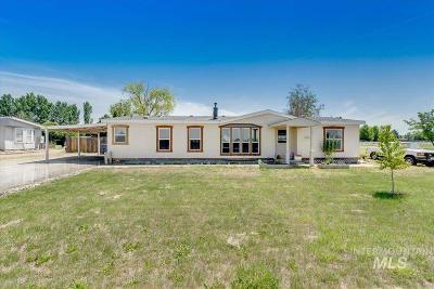 Nampa Single Family Home New: 19150 Midland Blvd
