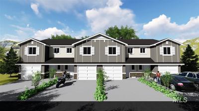 Nampa Multi Family Home New: 16852 Idaho Center Blvd