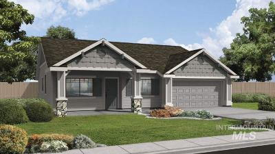Nampa Single Family Home New: 6062 E Mayfield Dr.