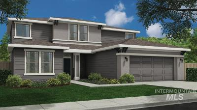 Nampa Single Family Home New: 6038 E Mayfield Dr.