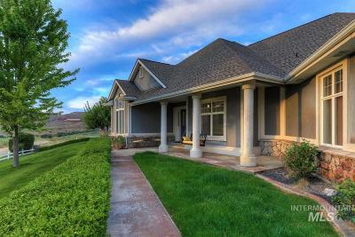 Boise, Nampa, Meridian, Middleton Single Family Home New: 14950 N Spring Creek Lane