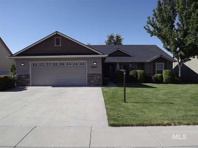 Nampa Single Family Home For Sale: 2420 W Lincoln Ave.