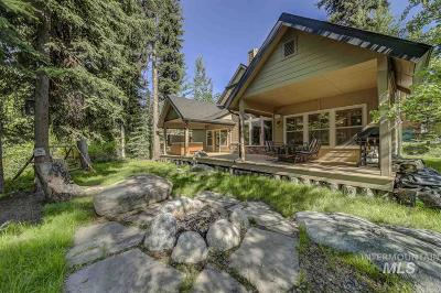 McCall Single Family Home For Sale: 1160 Majestic View Drive