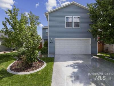 Boise Single Family Home For Sale: 9233 W Hearthside